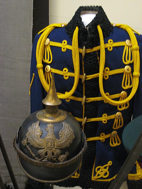 German Dress Uniform
