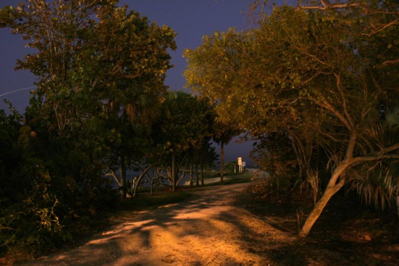 Looking Toward Boca Raton Inlet
