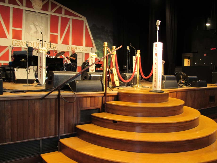 The Grand Ole Opry - Ryman Theatre