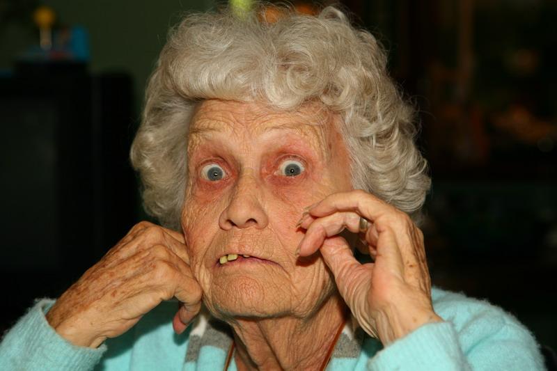 And Even More Granny...
