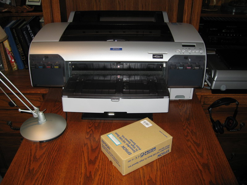 Print Server Card for Epson 1