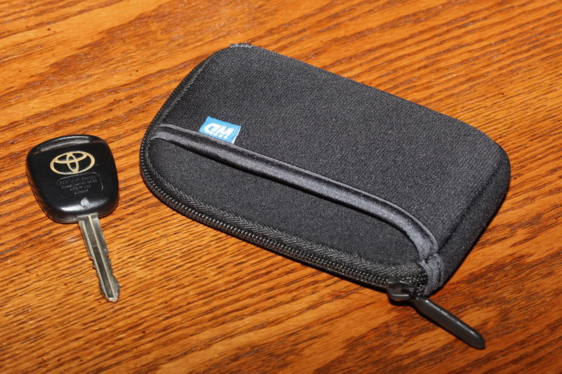 Case Included with WD 320GB Portable HD