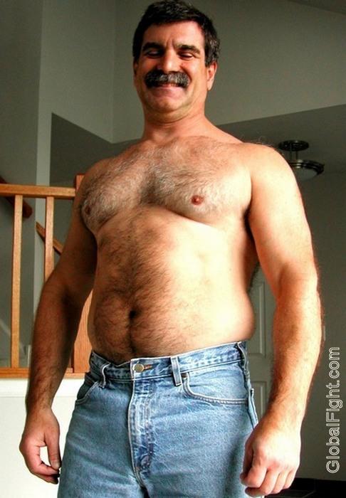 Naked black daddies