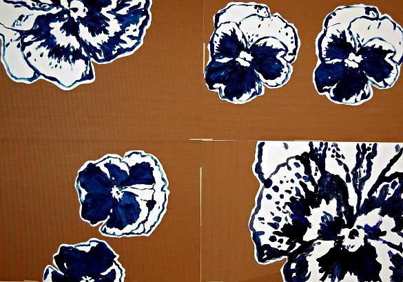 bratki  papier tempera 200 x 140.JPG