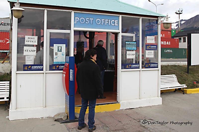 Ushuaia Post Office