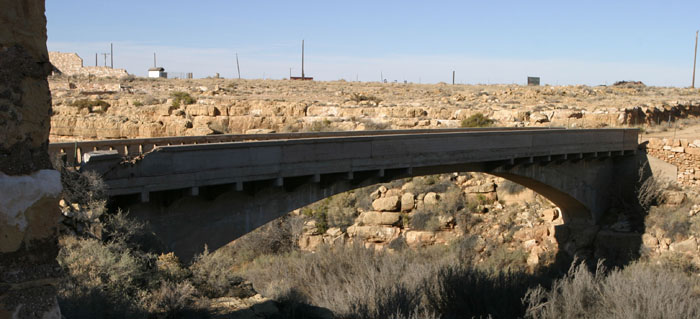 Diablo Bridge.