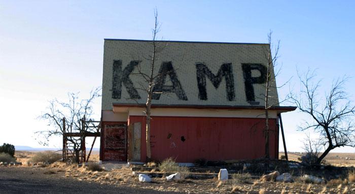 Route 66  Kamp