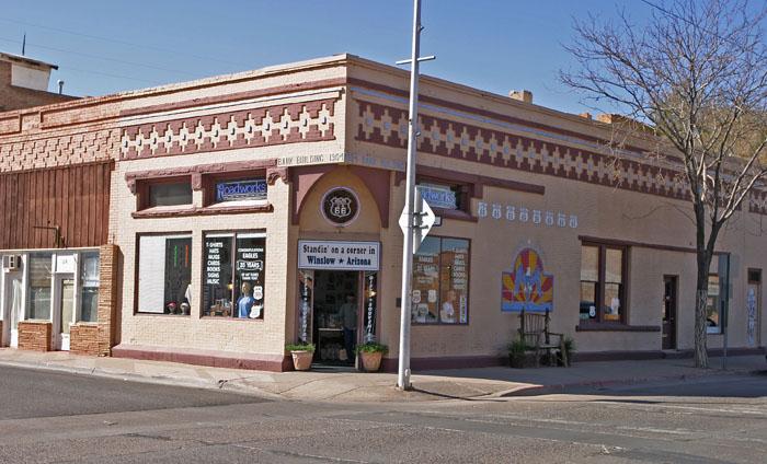 Winlow AZ.