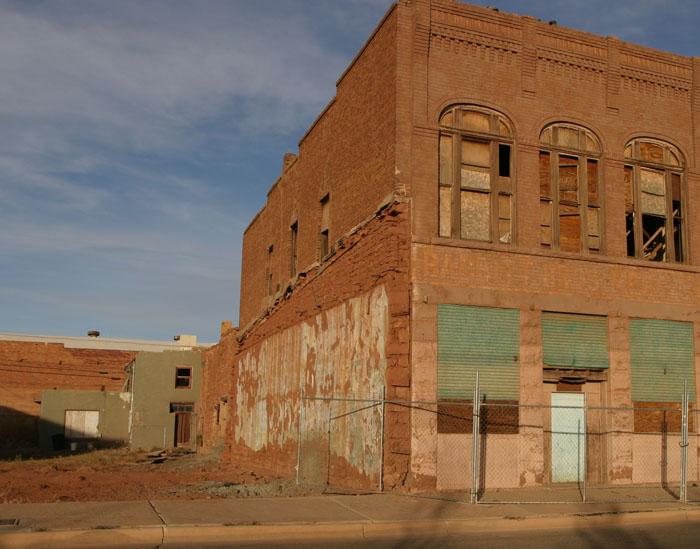 Route 66  Winlow AZ.
