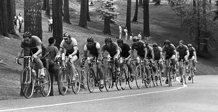 Rose Fesitival Race, early 70s