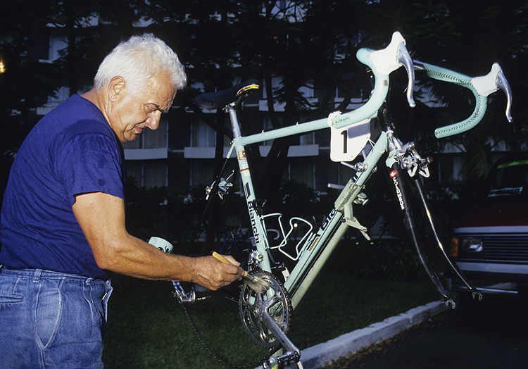 How to keep your bike running right