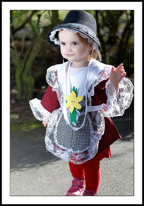Welsh costume