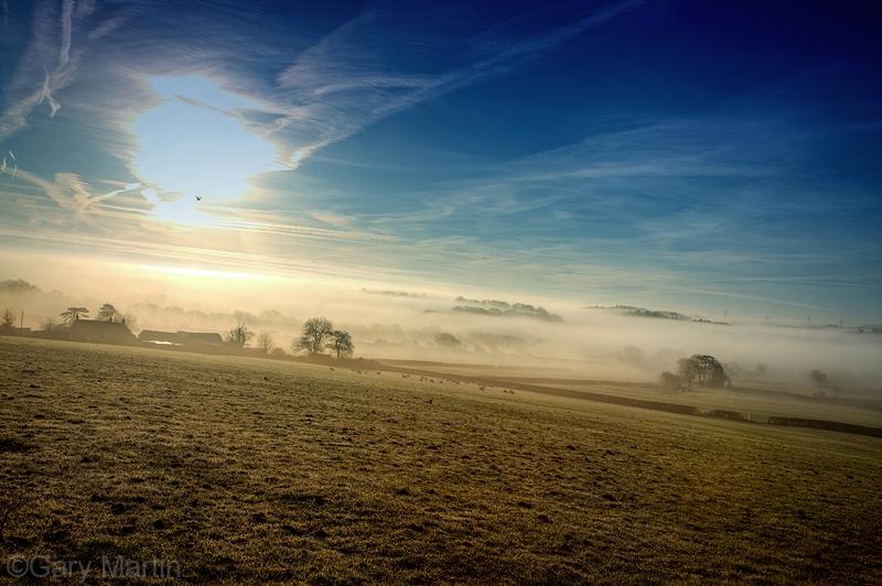 Welsh sunrise