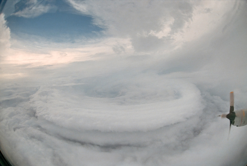 Typhoon Flyby #5...