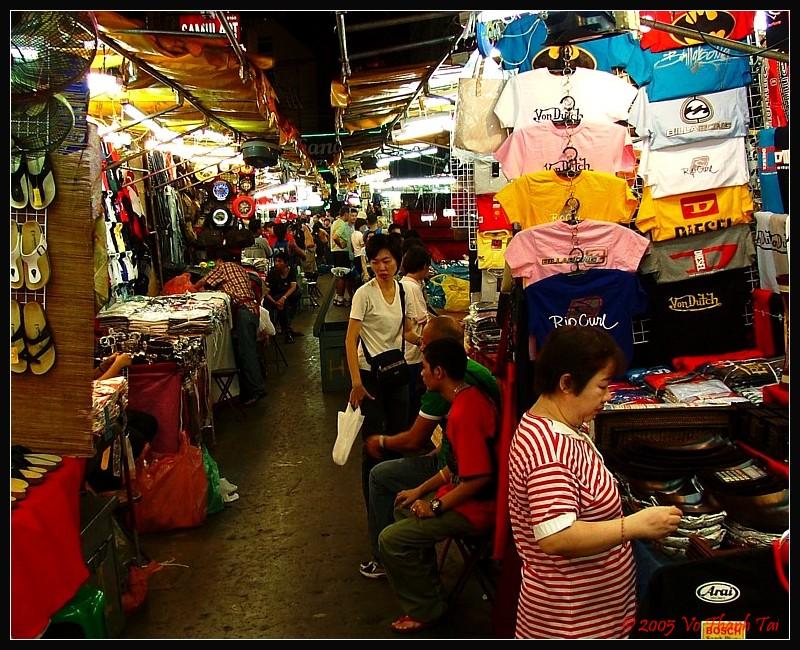 Patpong nightmarket