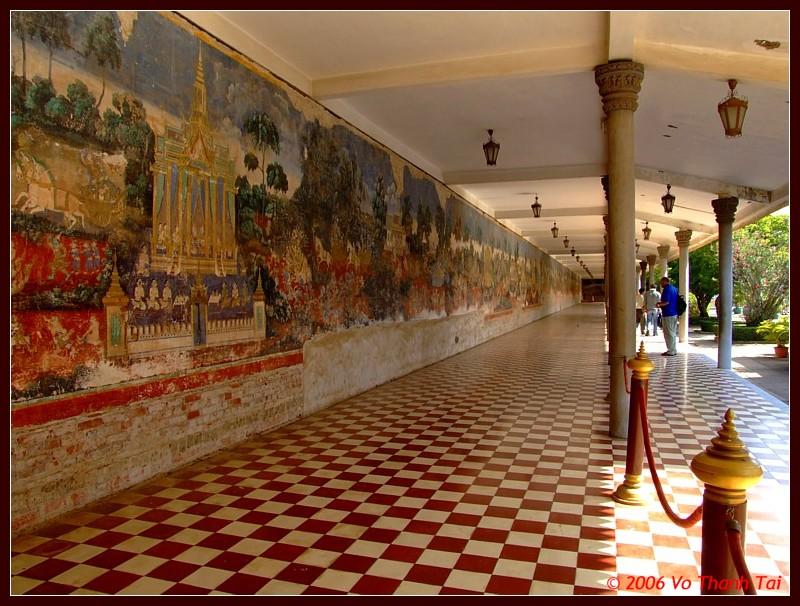 Ramayana Frescoes (gallery)