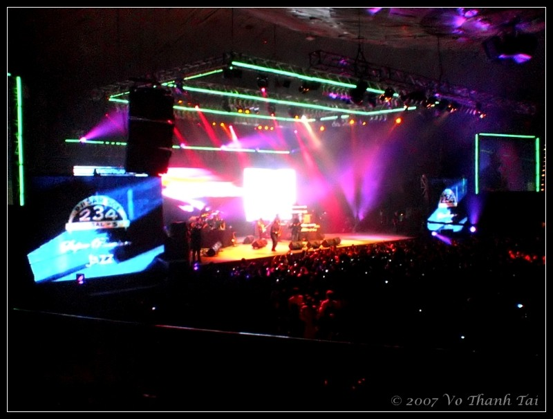 Java Jazz Festival @4 March 2007