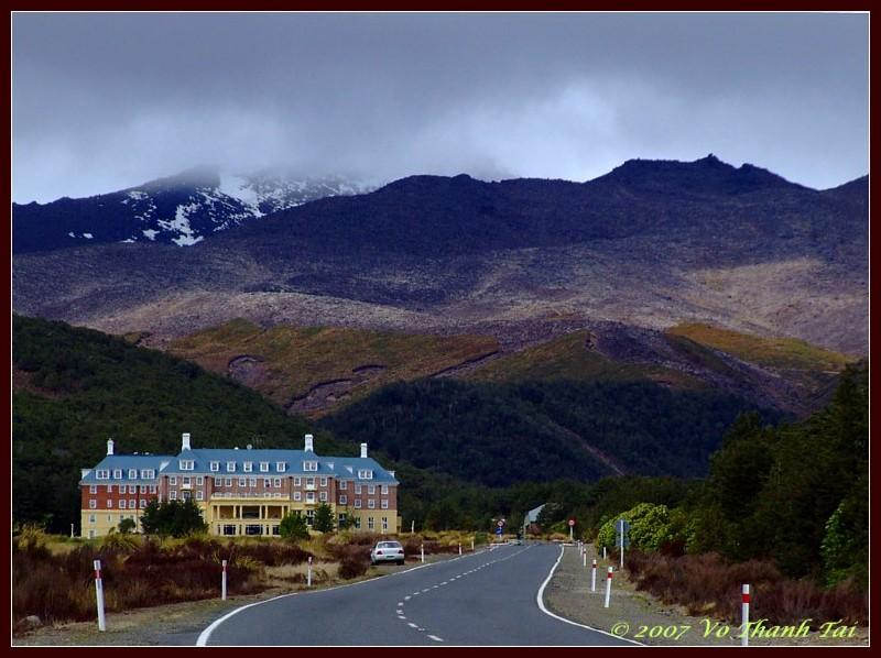 Mt Ruapehu, North Island (Modor)