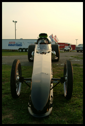 Top Fuel Dragster!