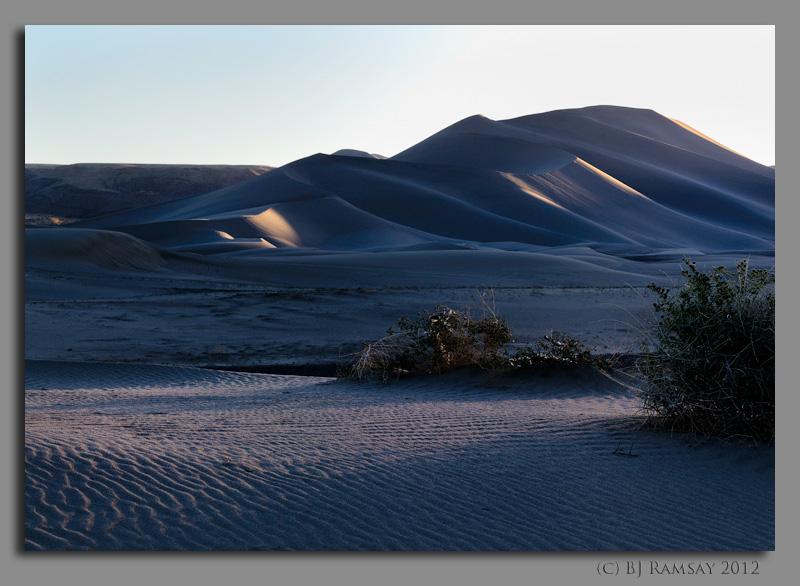 Sand Mountain Panorama