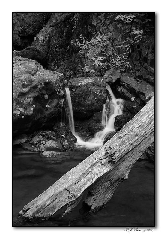 White Oak Canyon Falls #1