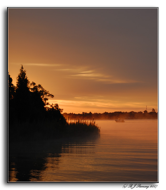 Patuxent Sunrise