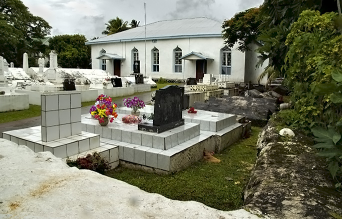 Church #3, Rarotonga, Cook Islands