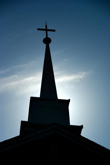 Flynn, Texas, steeple