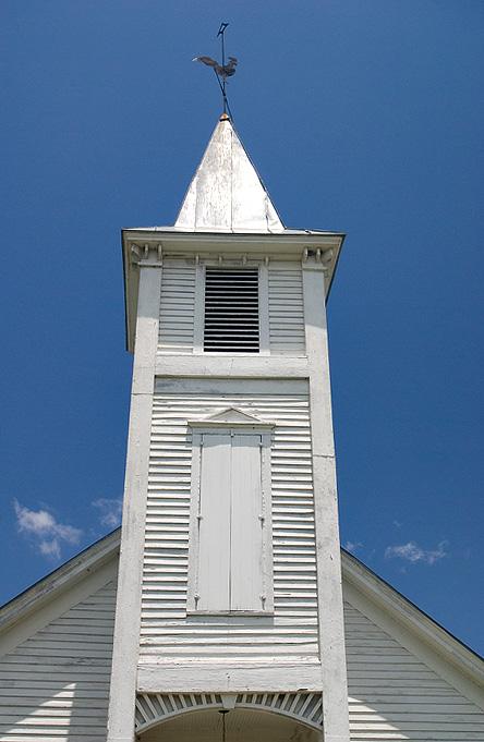 New Braunfels, steeple