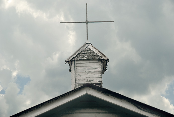 West Point, Texas, steeple