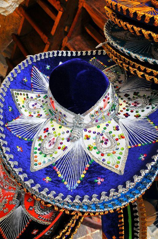 Choose Your Sombrero Wisely ! Edzna