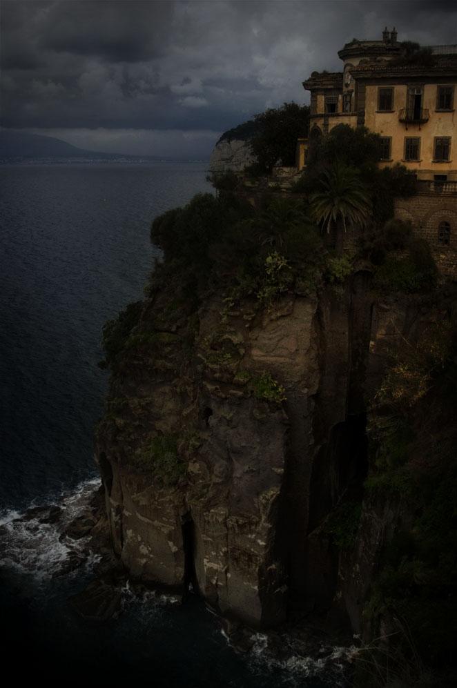 Somewhere near Naples