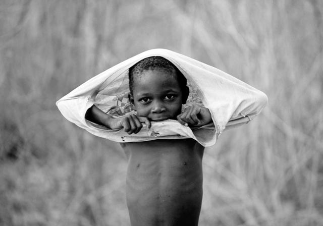 Zambian boy