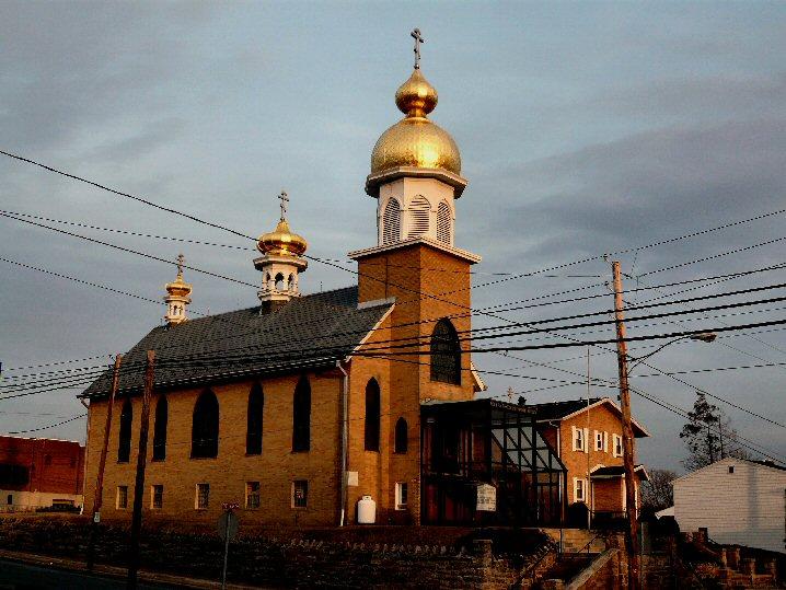 Holy Ascension Orthodox Church - Frackville, PA