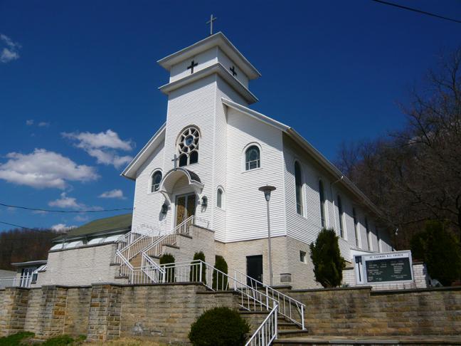 Saint Casimir R.C. Church - 1917