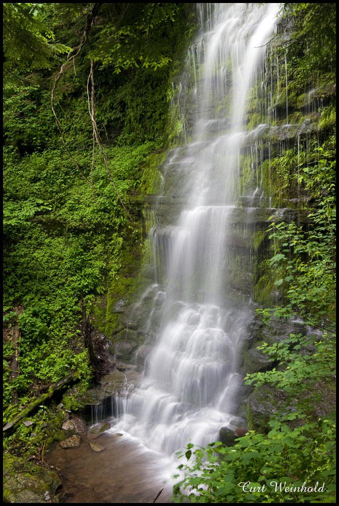 Chimney Hollow Falls