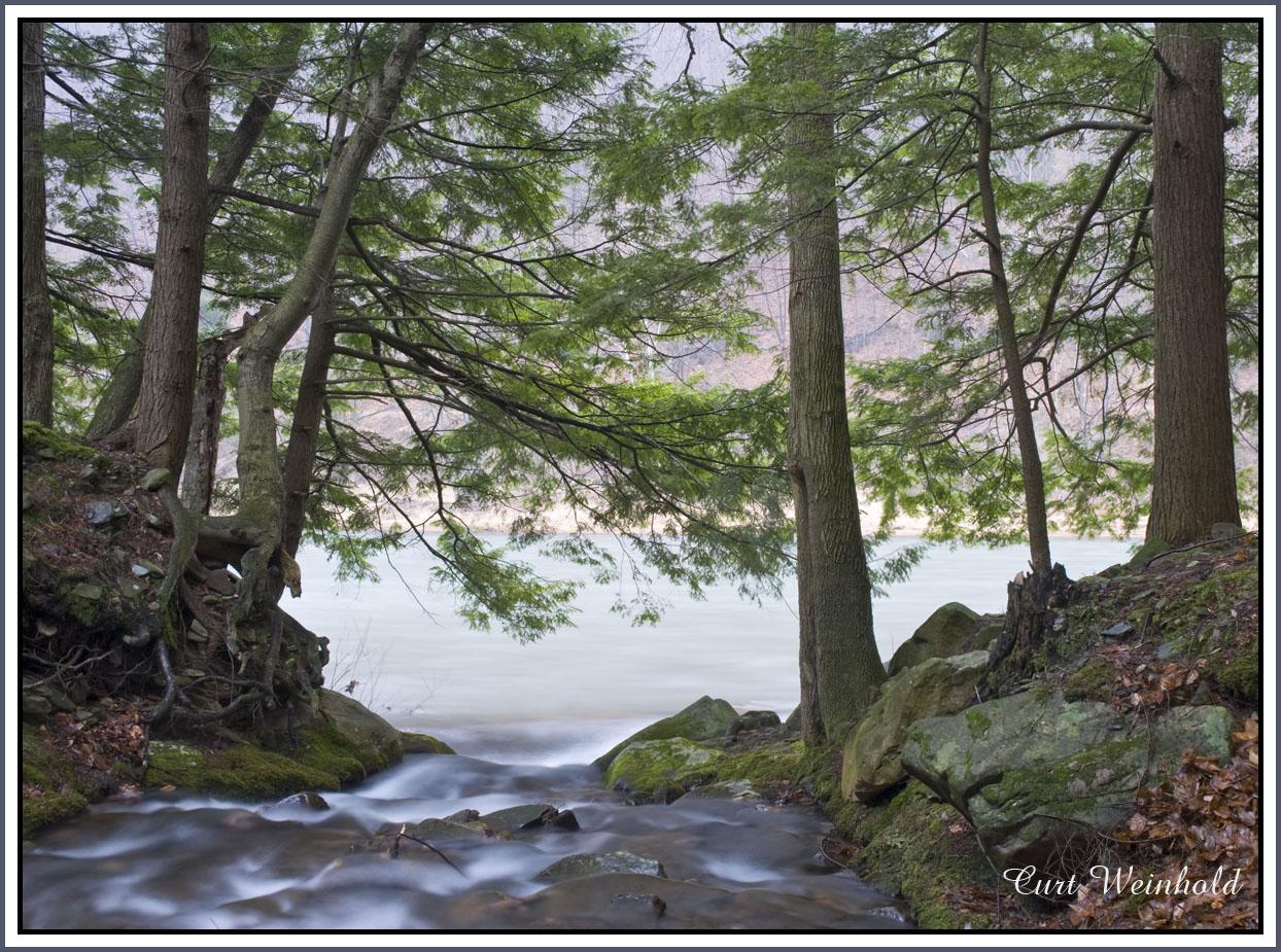 Bohen Run meets Pine Creek  5
