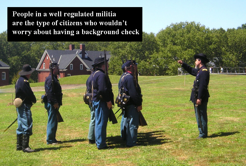 Well regulated