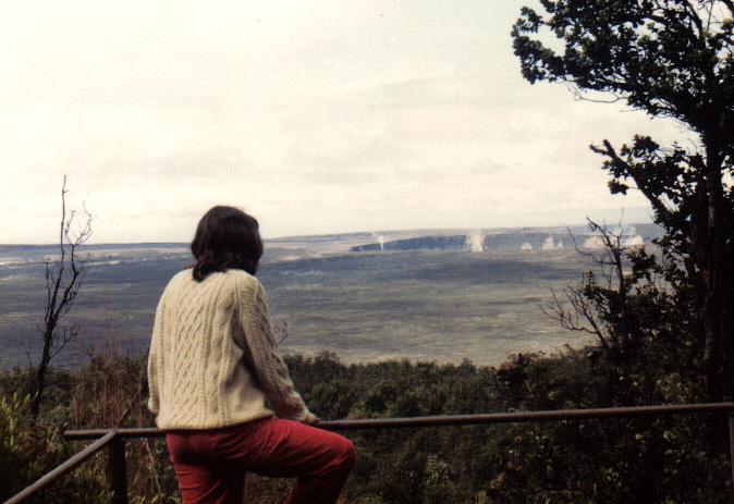 At Kilauea