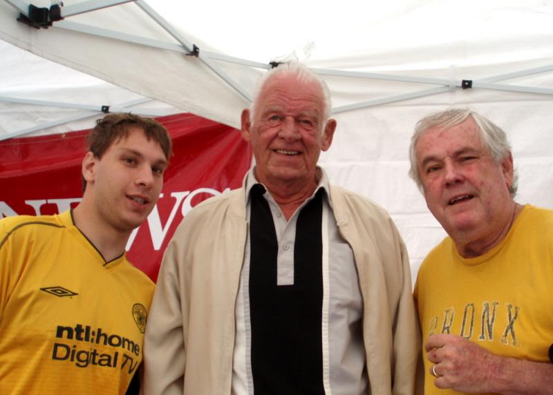 Ballards with Don Larsen