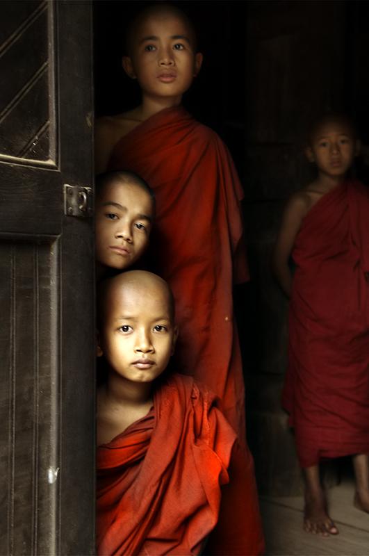 novice monks 1