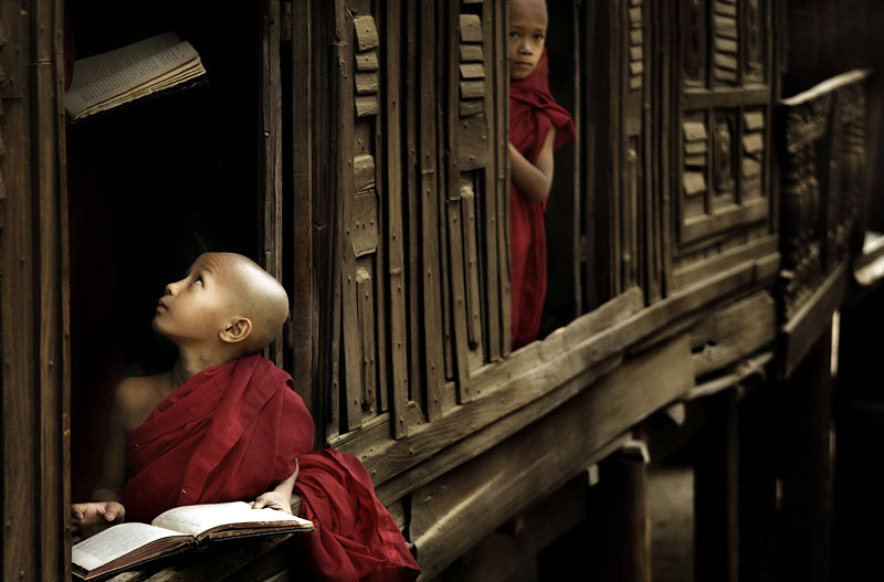 novice monks 2