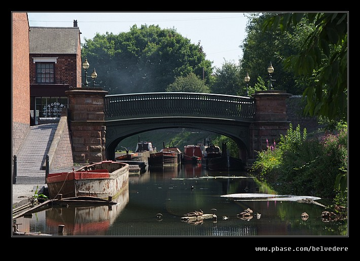 Canal Scene, Black Country Museum