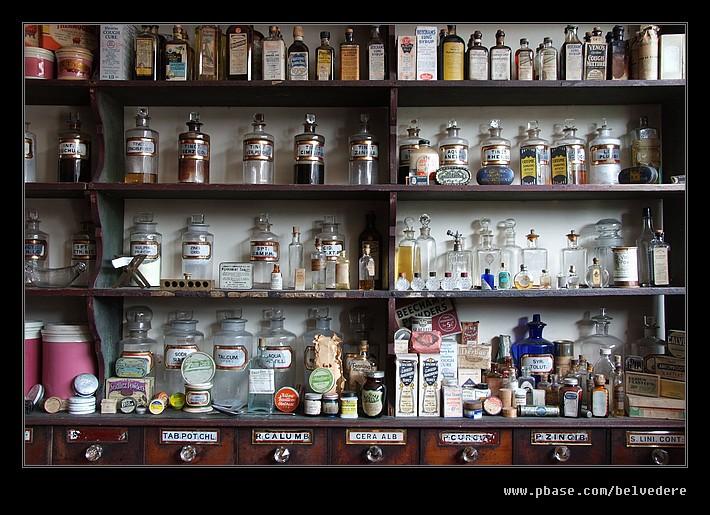Emile Doos Chemist #8, Black Country Museum