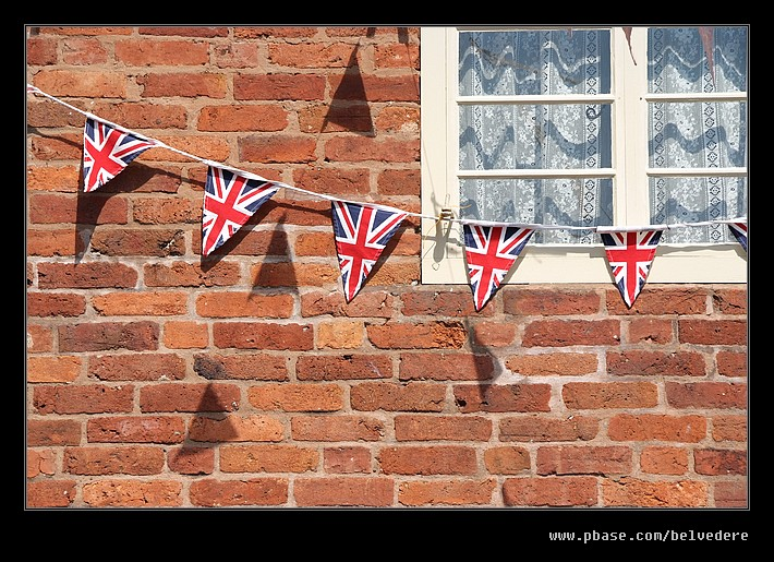 Bunting #2, Black Country Museum