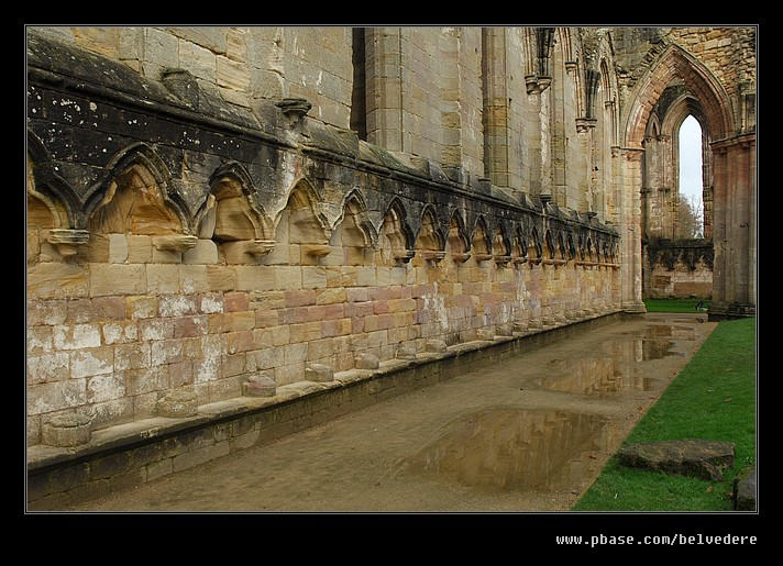Fountains Abbey #02, North Yorkshire