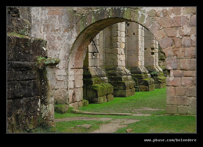 Fountains Abbey #06, North Yorkshire