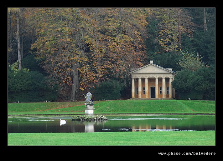 Studley Royal #01, North Yorkshire