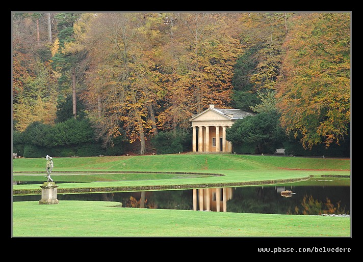 Studley Royal #04, North Yorkshire