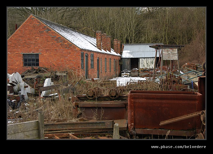 Lenchs Oliver Shop #2, Black Country Museum
